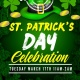 St. Patrick's Day All Day Party