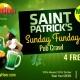 St. Patrick's Sunday Funday Pub Crawl