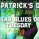 Oskar Bluesday Tuesday- St Patrick's Day Edition