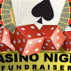 Casino Night Wine & Cheese Fundraiser