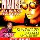 Paradise ALL ISland Day Party