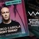 WALLmusicweek2020 Marco Carola + Rony Seikaly 3.18.20