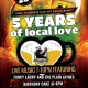 Mandeville Beer Garden's 5 Year Anniversary Party!