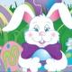 Bunny Hopping Spring Festival