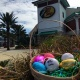 Easter Bunny at Bass Pro Shops