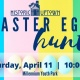 Historic Uptown Easter Egg Hunt