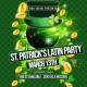 St. Patty's LATIN PARTY