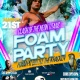 Annual Birthday Bash for owner Bobby Hamill..Foam Party!