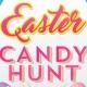 Easter Candy Hunt at Keller's Flea Market