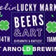 Feelin Lucky? Beers & Art at Saint Arnold Brewing Co