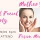 Mother's Day Virtual Facial Party