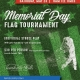 Memorial Day Flag Tournament