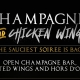 Champagne and Chicken Wings Soiree II