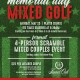 Memorial Day Mixed Golf