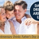 Father's Day Lunch & Dinner Cruises