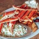 AYCE Crab Legs for Father's Day!
