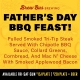 Father's Day BBQ feast at Brew Bus Brewing