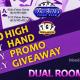 TGT & Silks Poker Dual Room Promo 8/31