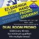 TGT & Silks Poker Dual Room Promo Sept 21st