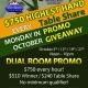 TGT & Silks Poker Dual Room Promo October 5th