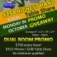 TGT & Silks Poker Dual Room Promo October 12th