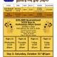 $10,000 Halloween Mini Series-NLH KICKOFF Event!