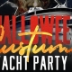 Halloween Costume Yacht party Late night Cruise