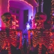Lost City Dead Halloween Show & Costume Contest w/ Street Cats Making Love