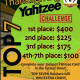 Thanksgiving Yahtzee Challenge | TGT Poker & Racebook