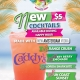 NEW $5 Cocktails at Caddy's St. Pete Beach