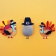 Thanksgiving at Riptides