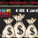 Holiday Gift Cards at Capone's Dinner & Show