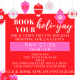Book your Holi-Yay | Don Me Now