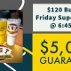 $5,000 Guarantee Poker Tournament at TGT Poker Room