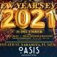 NYE Countdown | Oasis Restaurant & Bar