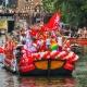 Christmas Boat Parade @ Royale Palm Marina
