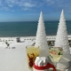 Rudolph's Rooftop Christmas Bar at Hyatt Regency Clearwater Beach