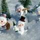 """A Very ChimyTina Christmas"" part of the Jazzy Nights Series"