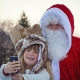 Pictures with Santa in a Snowglobe at Fort Myers Brewing Company