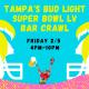 Tampa's Big Game Bar Crawl #1