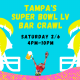 Tampa's Super Bowl LV Bar Crawl #2