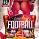 Football Pre-Party | Club Prana