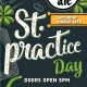 St. Practice Day! at Yard of Ale SoHo