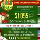 Cinco de Mayo Dual Room Promotion at TGT and The Silks Poker Room