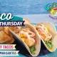 Taco Thursday! at Caddy's Gulfport