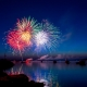 Fort Myers Beach Fourth of July: Fireworks