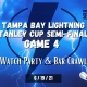 Tampa Bay Lightning Stanley Cup Semi-Finals Game 4 Watch Party & Bar Crawl