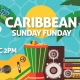 Caribbean Sunday Funday at Caddy's St. Pete Beach 6/20