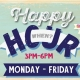 Happy Hour at Caddy's St. Pete Beach 6/14 - 6/18