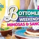 Bottomless Weekends at Caddy's Indian Shores 6/19 - 6/20